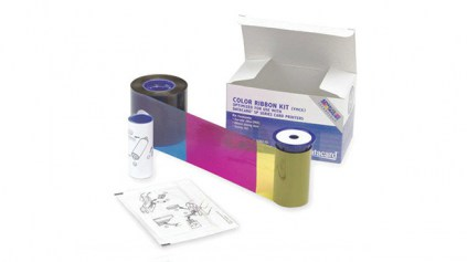 DATACARD YMCKT RIBBON COLOUR KIT 534000-003 - 500 PRINT